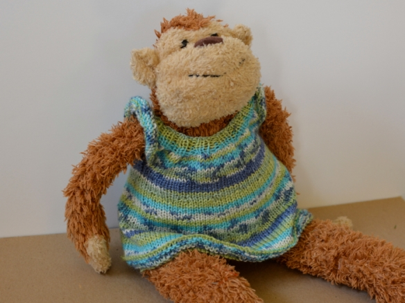 Birthday knitting : Lizzieville6
