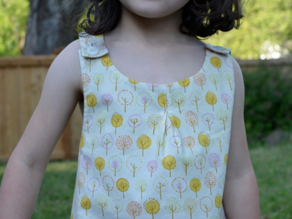 Sunny day shorts + roly poly tunic : Lizzieville5