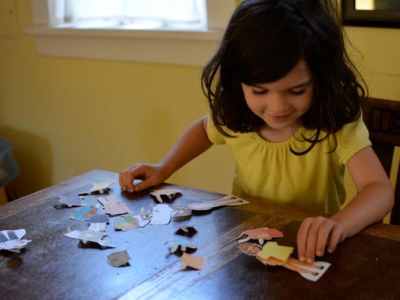 paper dolls : Lizzieville1